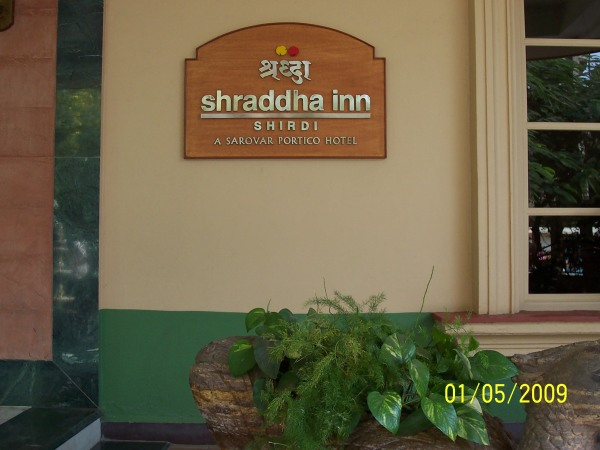 Shraddha Inn-Shirdi