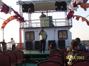 Cruise on Mandovi River-1